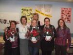 les membres du comité du relais des auxiliaires de vie 2011
